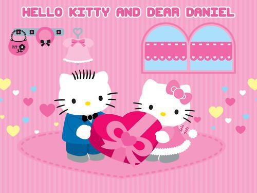 Hello Kitty And Dear Daniel 500x375