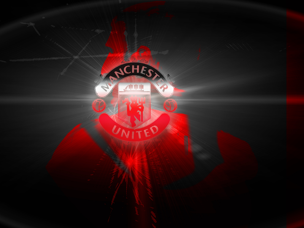 Manchester united logo wallpaper wallpapersafari manchester united logo wallpaper manchester united wallpapers voltagebd Image collections
