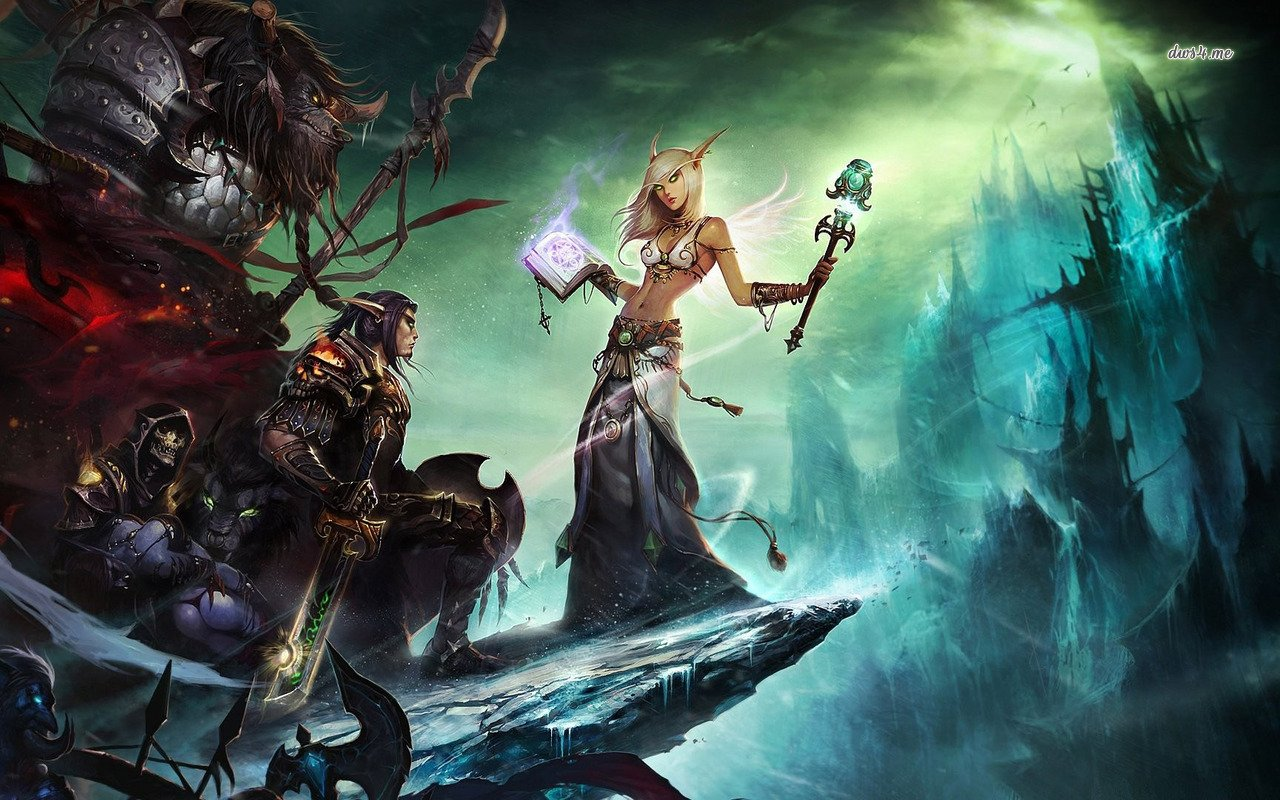 World of Warcraft wallpaper   Game wallpapers   10049 1280x800