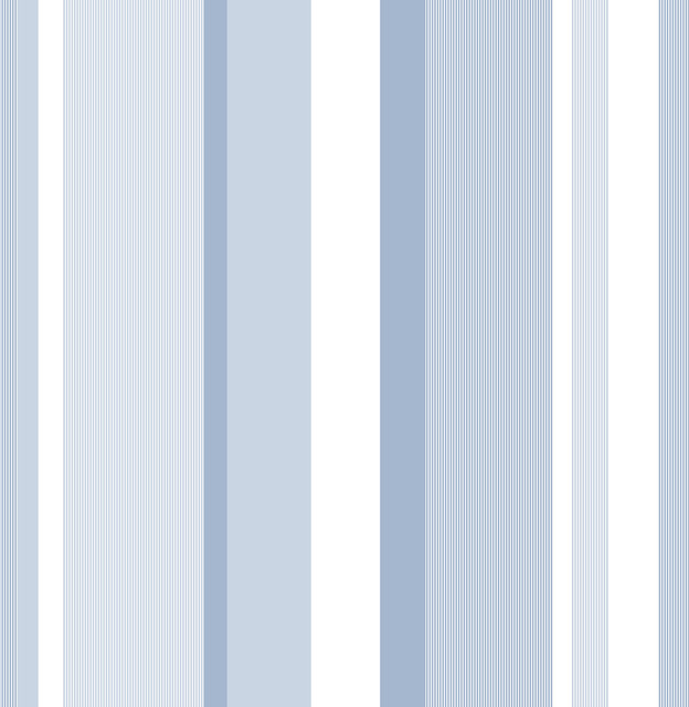 Stripe Peel and Stick Wallpaper Blue 4 Rolls contemporary wallpaper 624x640