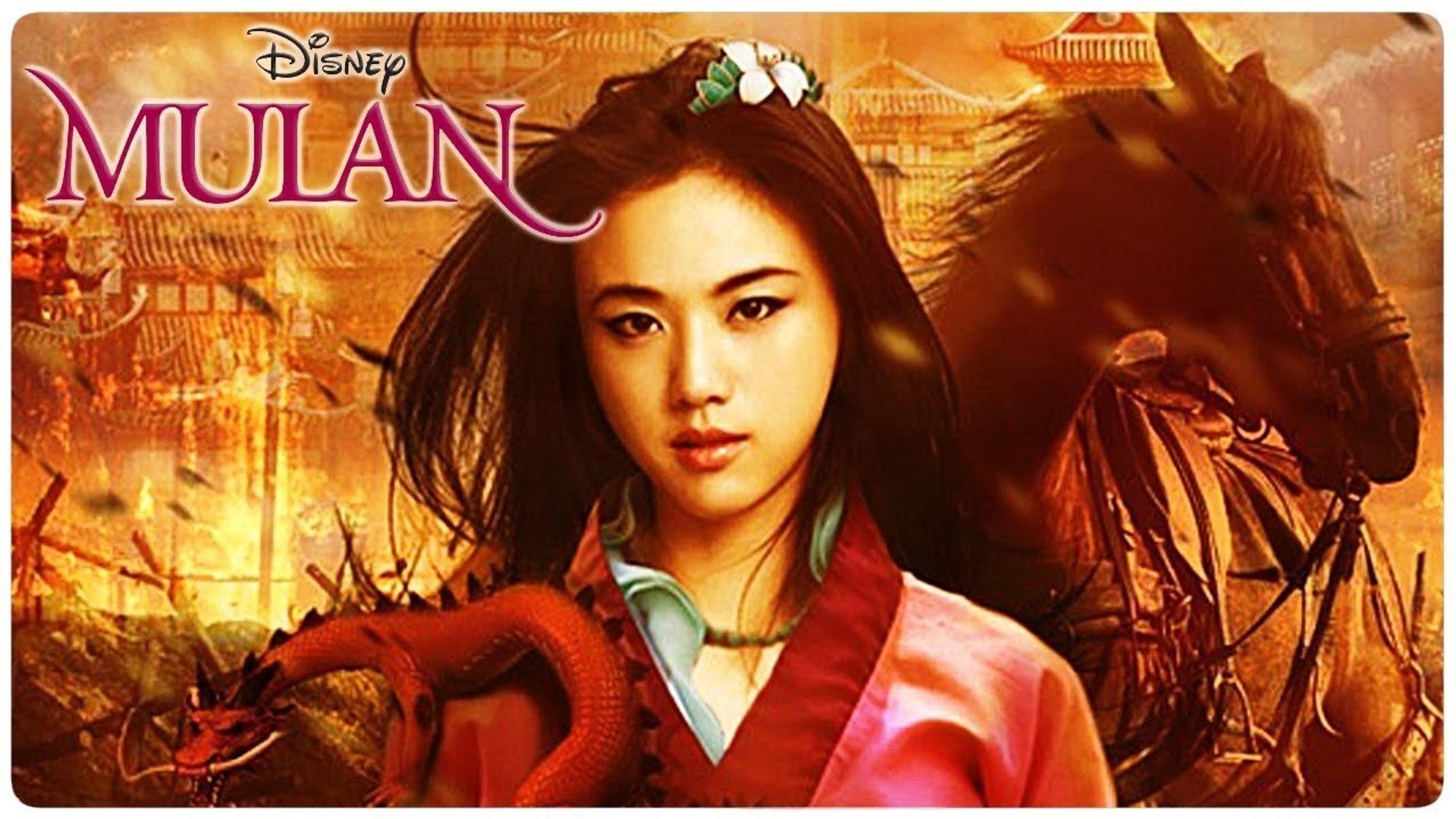 Mulan Trailer 03272020   video dailymotion 1920x1080