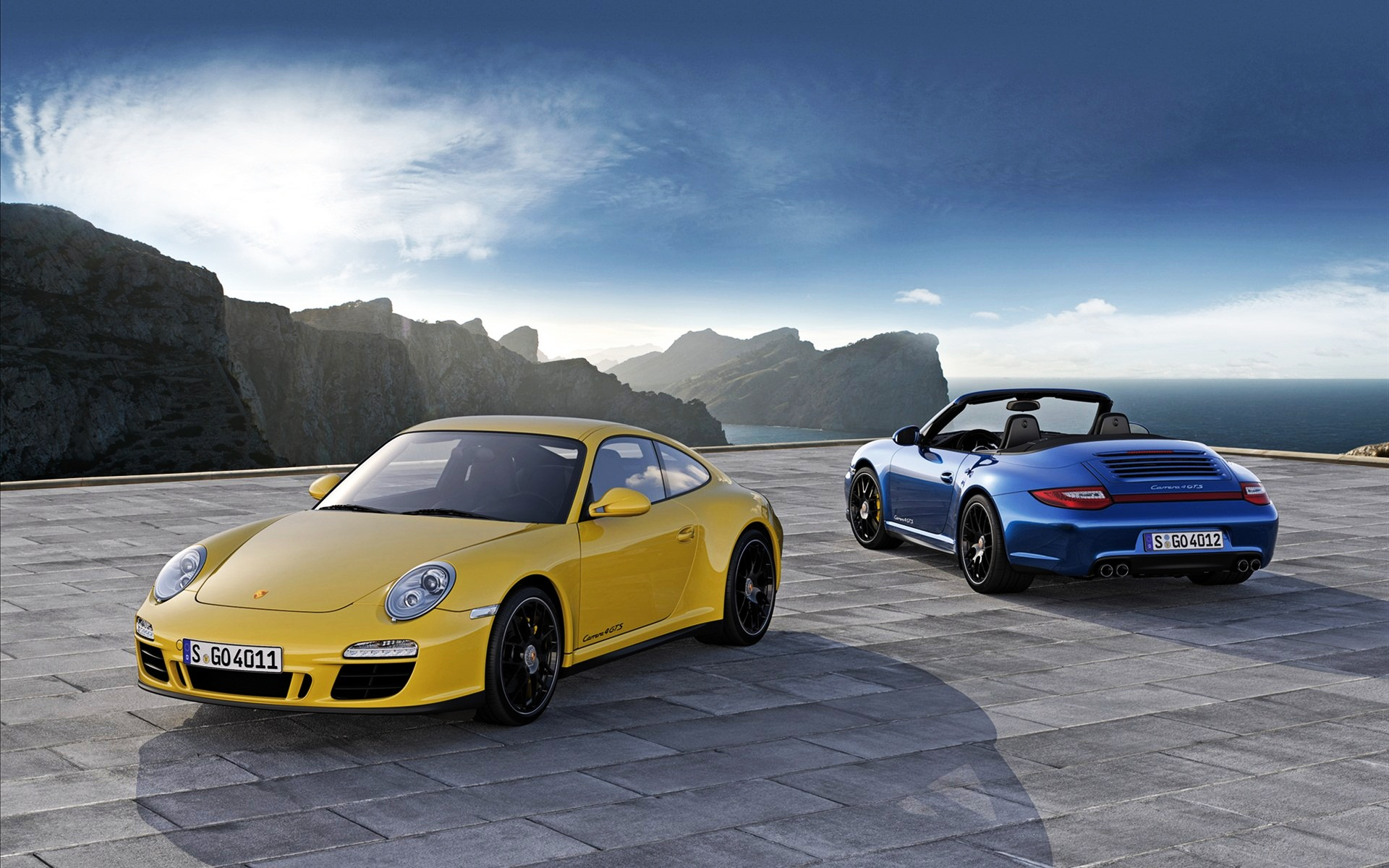 2012 Porsche 911 Carrera 4 GTS Wallpapers HD Wallpapers 1920x1200