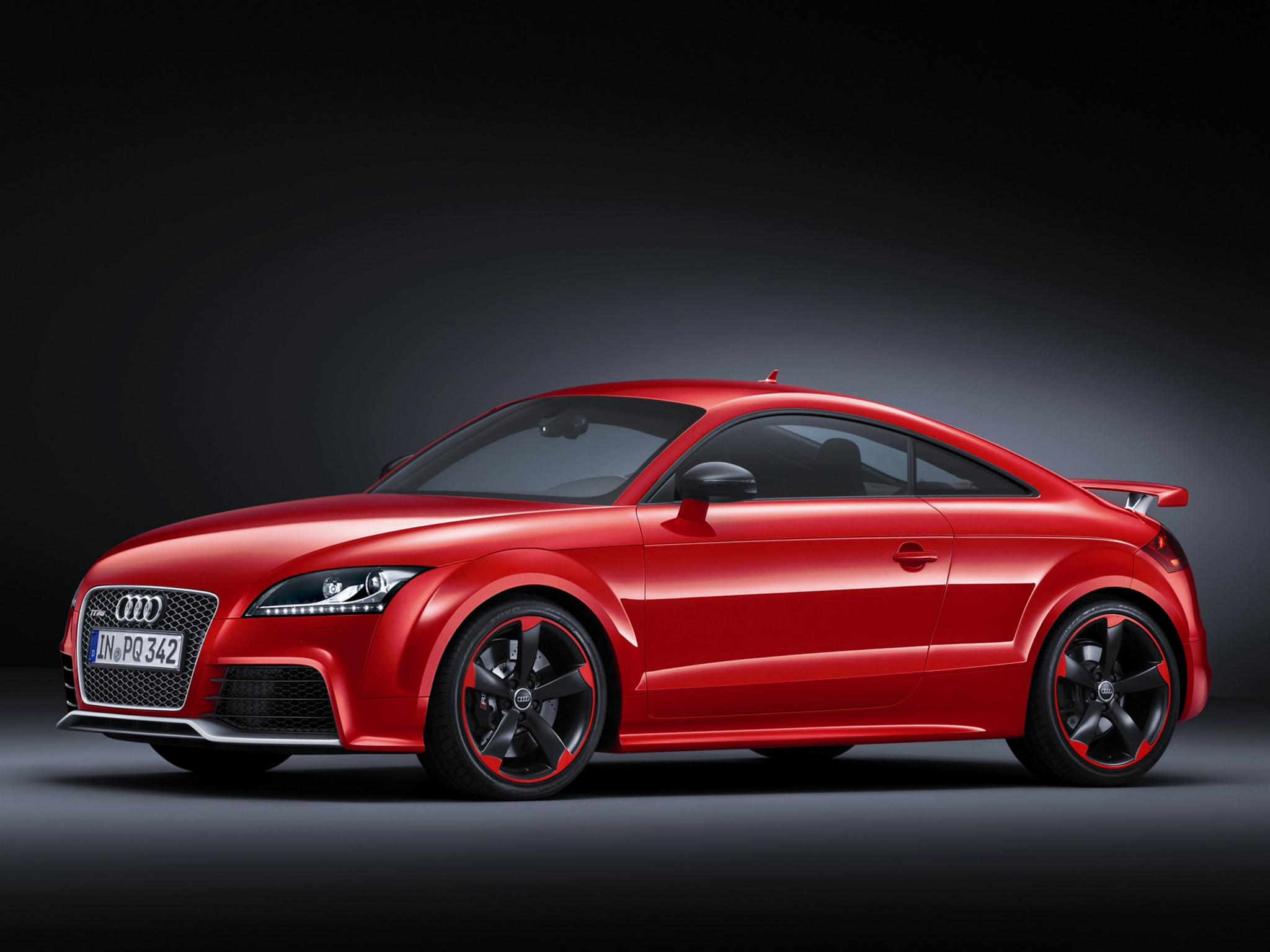 Audi TT RS plus Coupe Wallpapers | Cool Cars Wallpaper