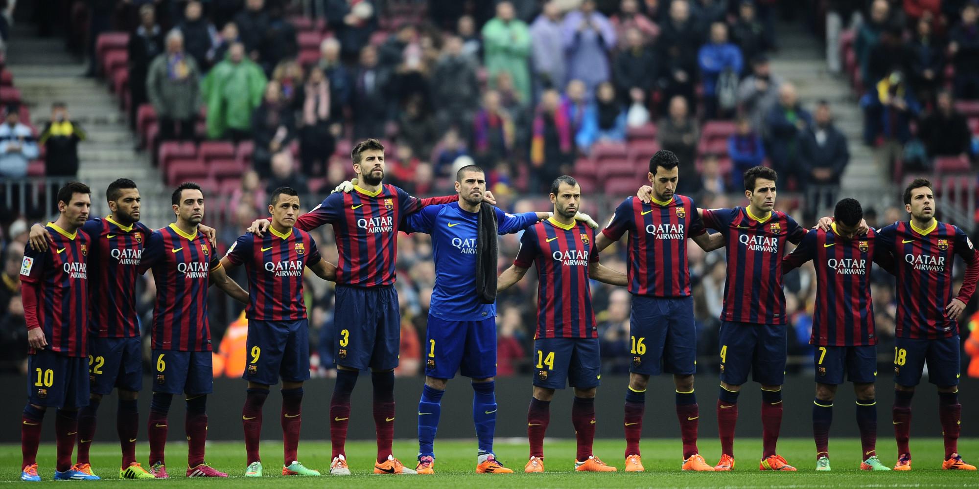 FC Barcelona Wallpapers 2015 2000x1000