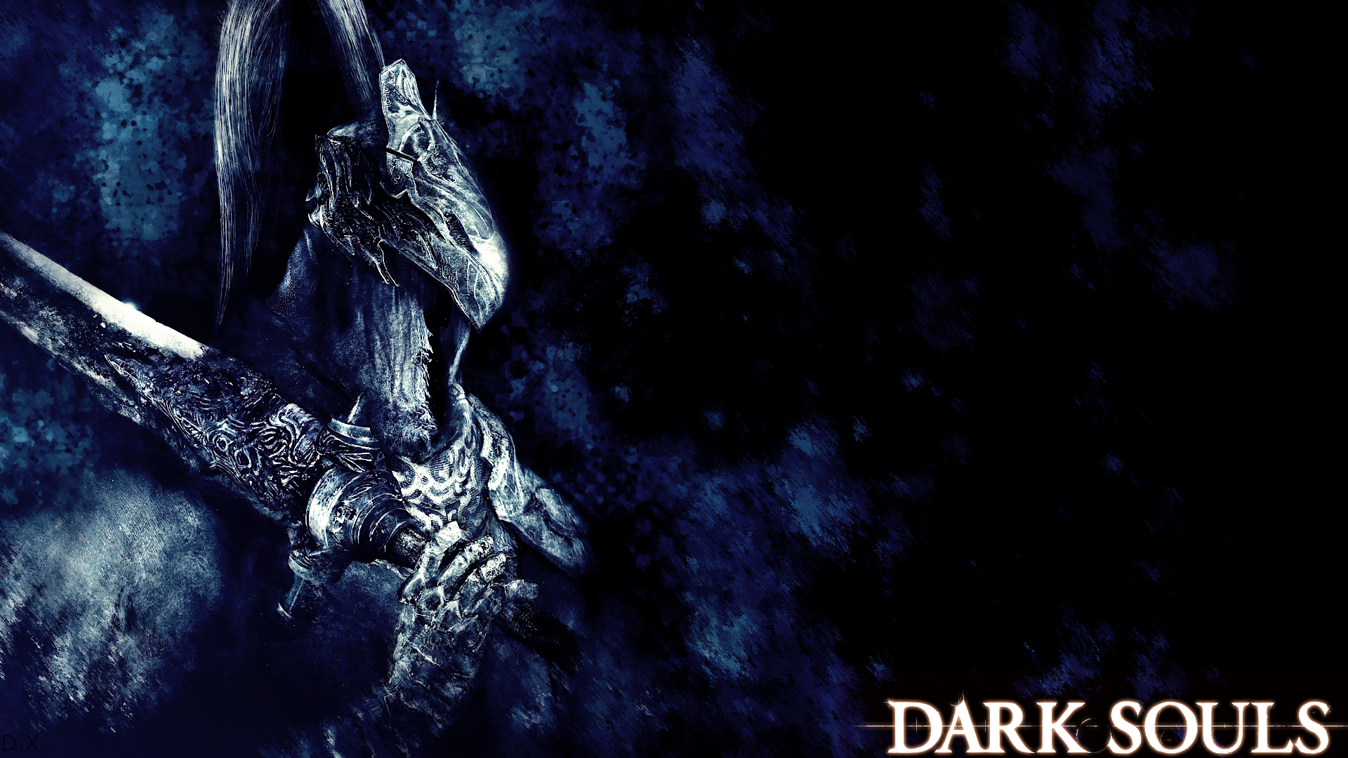 Free Download Dark Souls Artorias Wallpaper By Dragunowx On