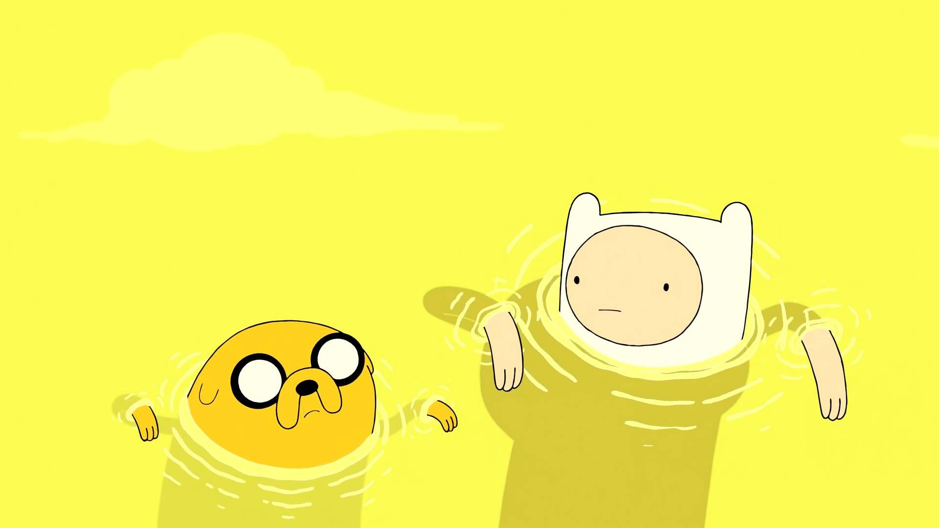 finn and jake 2   Adventure Time Wallpaper 1920x1080
