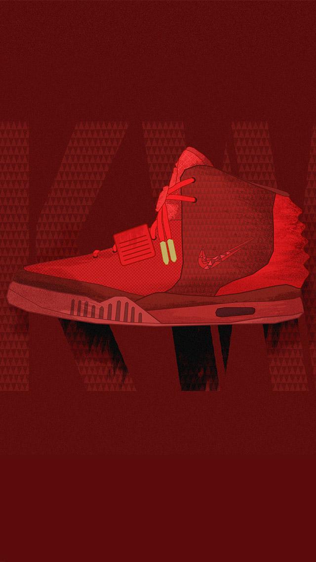005 Nike Air Yeezy II Red October   SNEAKER COOLTURE 640x1136