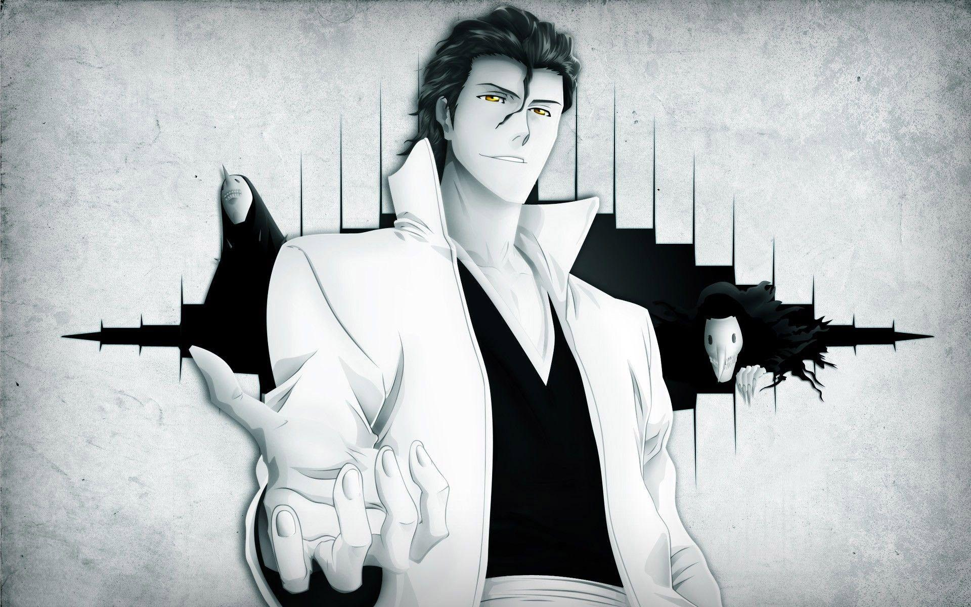 Bleach Aizen Wallpapers   Top Bleach Aizen Backgrounds 1920x1200