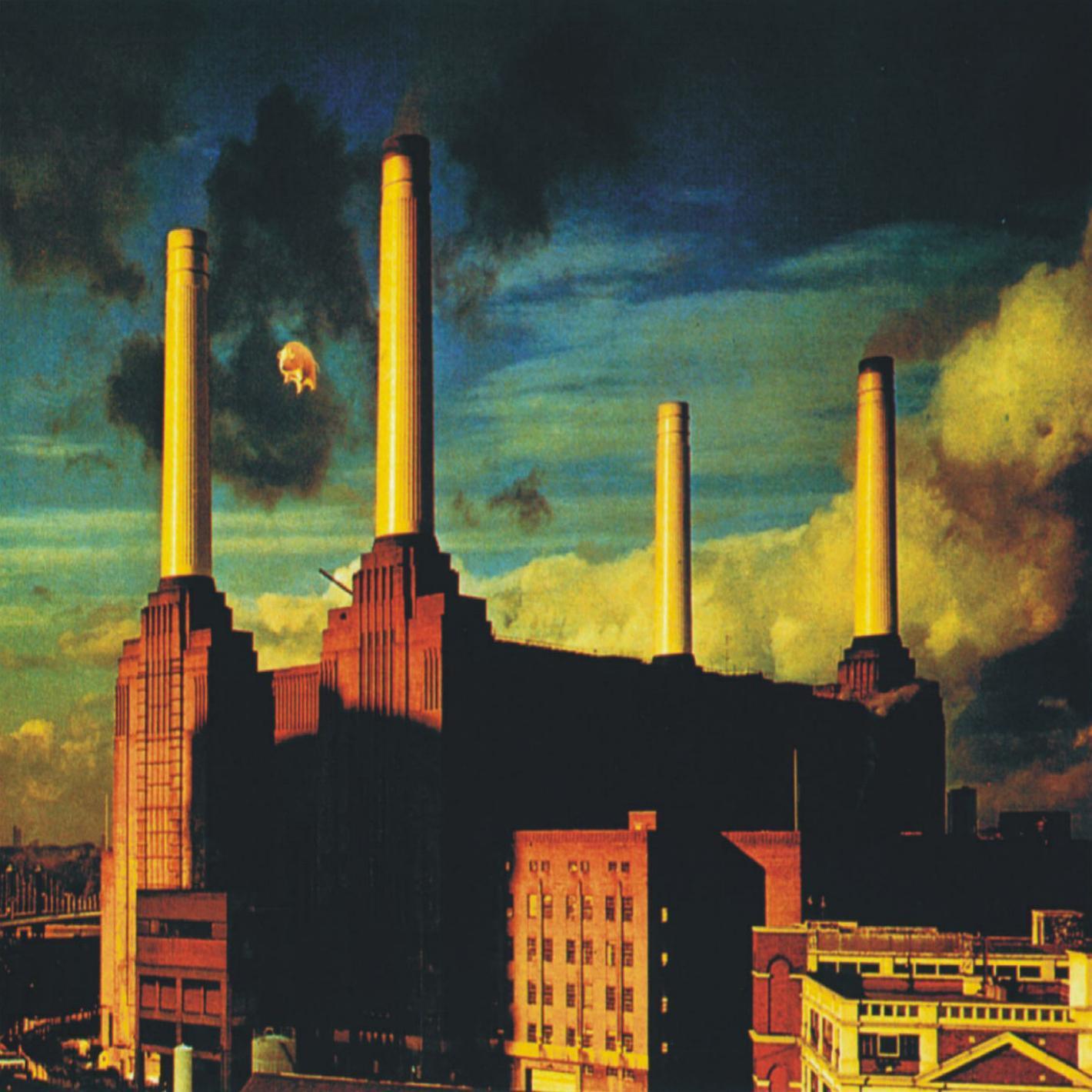 Pink floyd animals - Albums C L Bres Recr Es Par Des Enfants Pink Floyd Animals