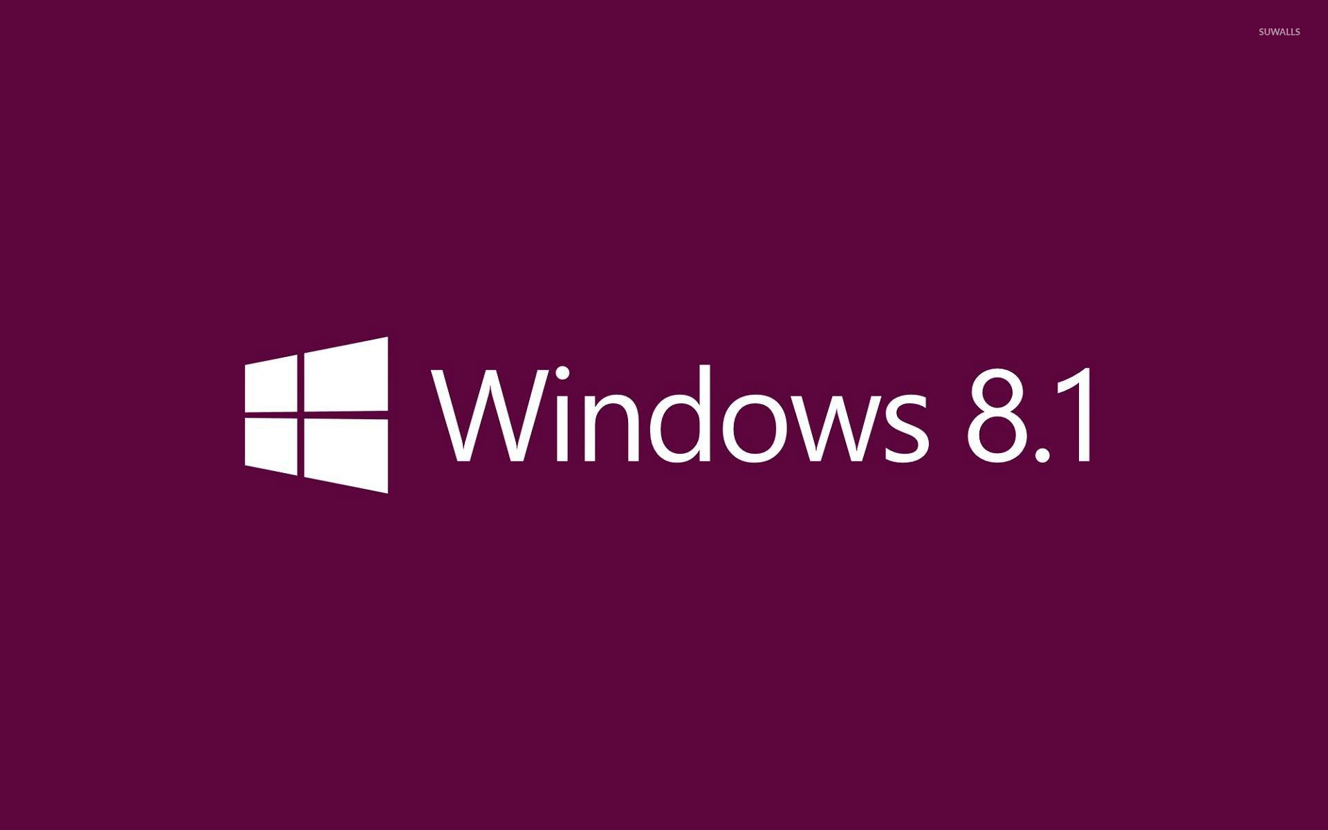 Windows 8.1 Wallpapers For Laptop