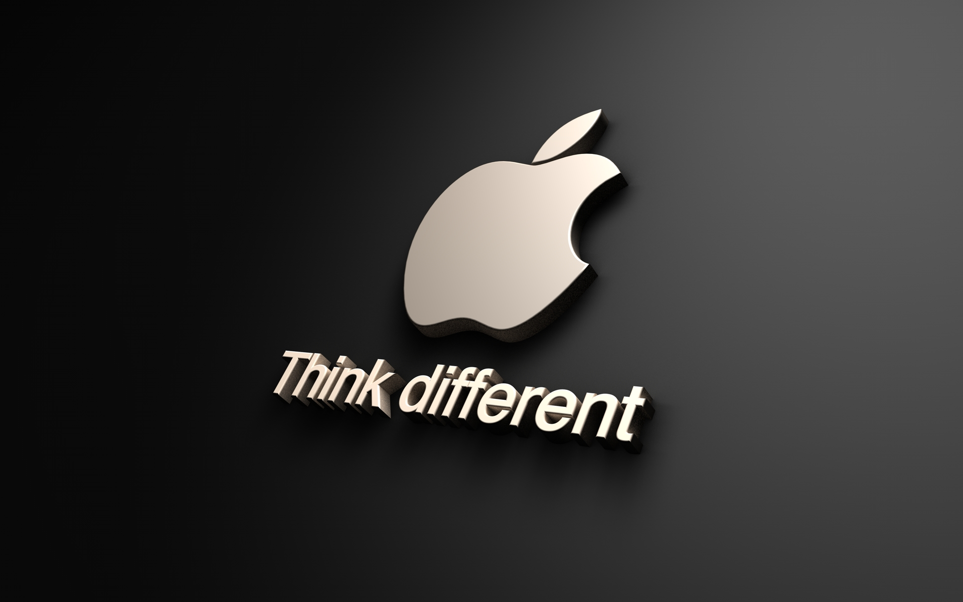 Think Different Apple Wallpapers HD Wallpapers 1920x1200