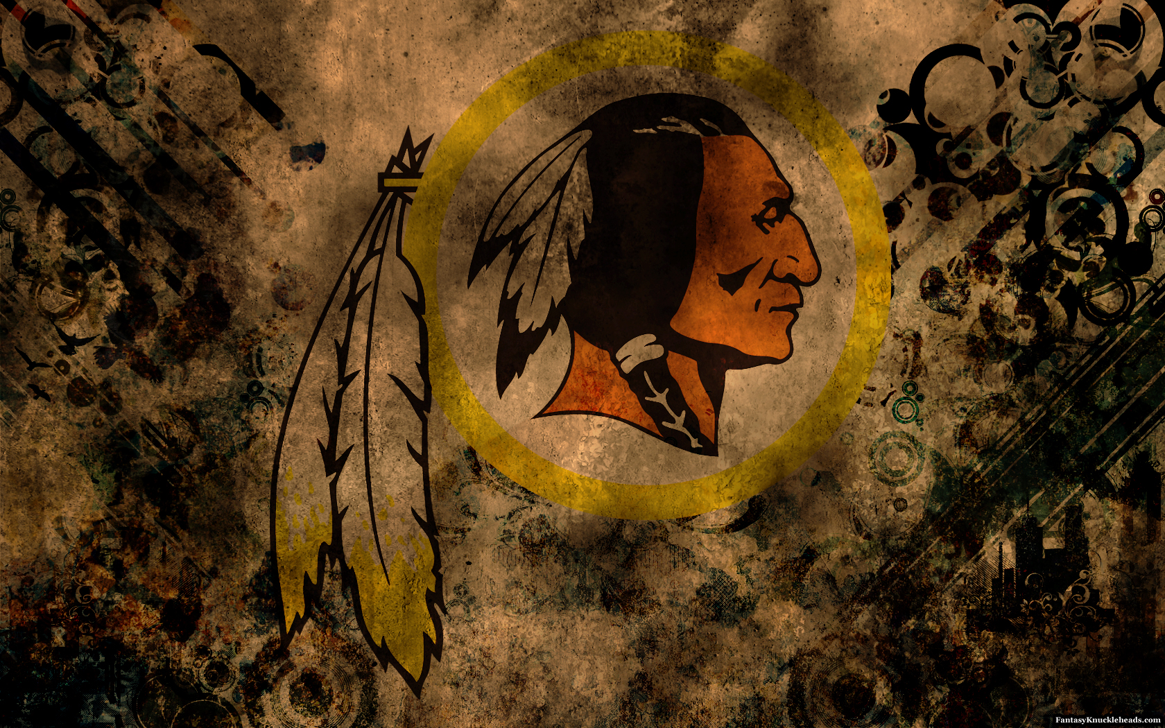 50 Washington Redskins Wallpaper Screensavers On Wallpapersafari