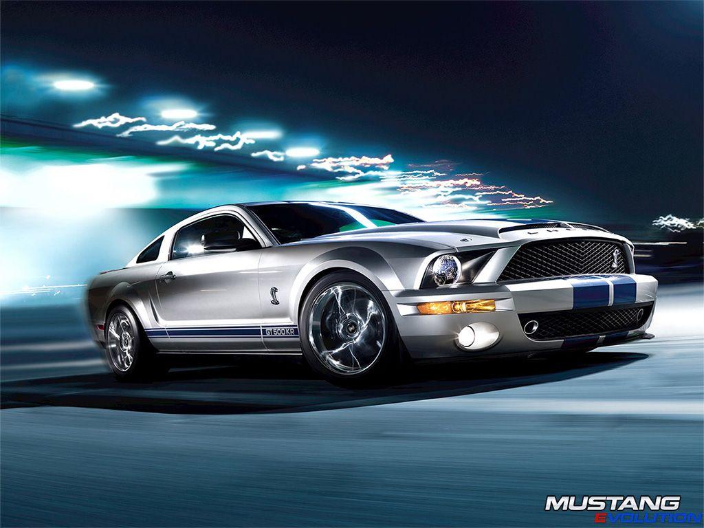Mustang Desktop Wallpapers 1024x768