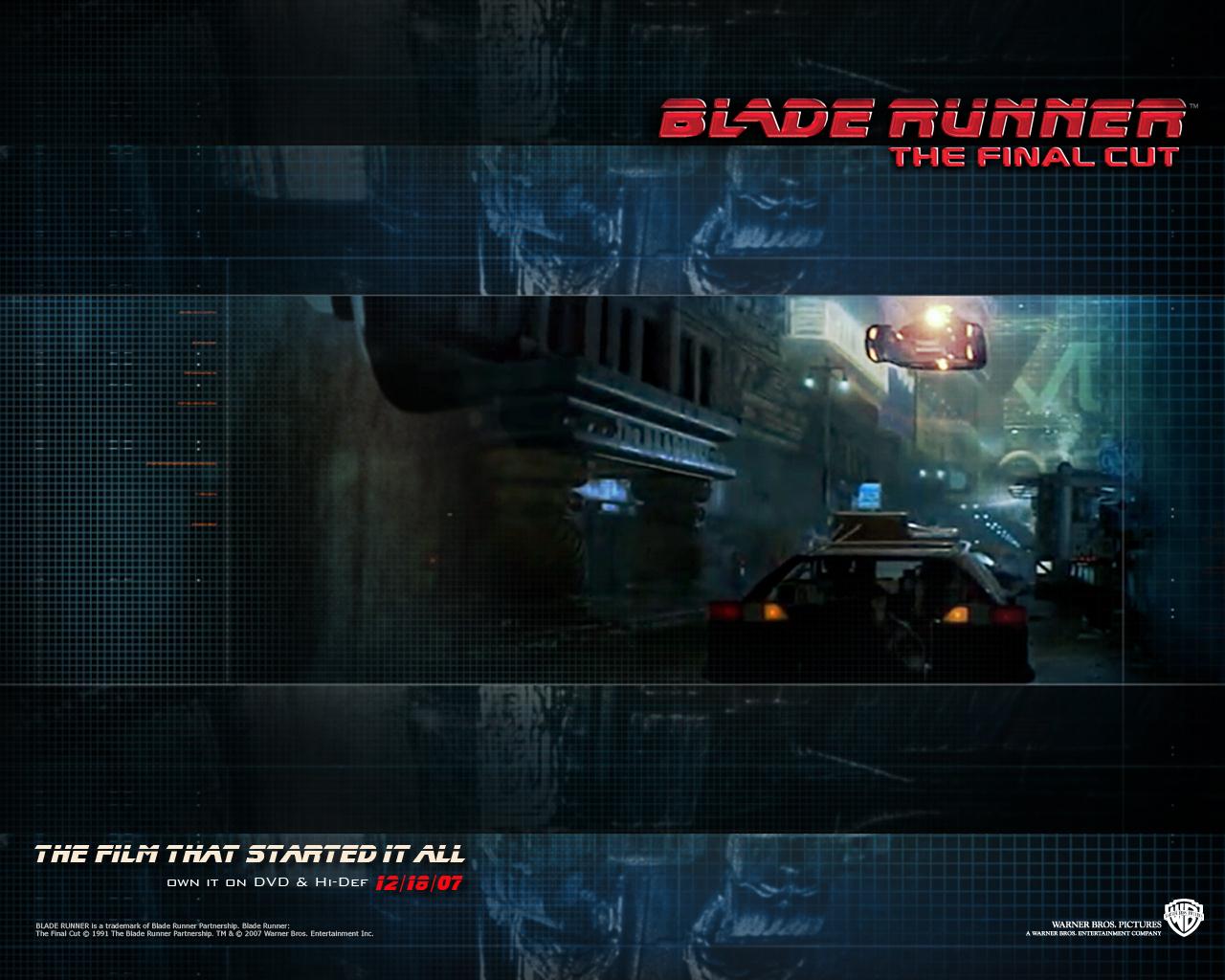 Official Blade Runner Wallpaper   Blade Runner Wallpaper 8207510 1280x1024