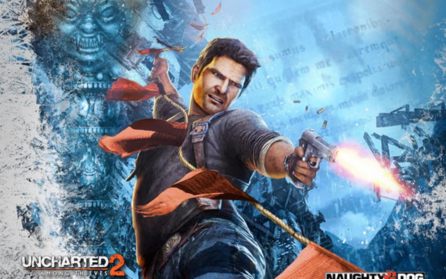 uncharted 2 among thieves wallpaper   87364   HQ Desktop Wallpapers 1440x900