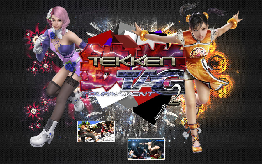 Wallpaper Tekken Tag Tournament 2 by Anzert 900x563