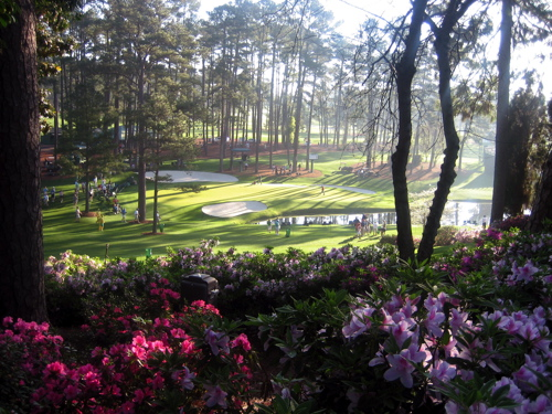 Augusta National Golf Club   The Masters at augustacom 500x375