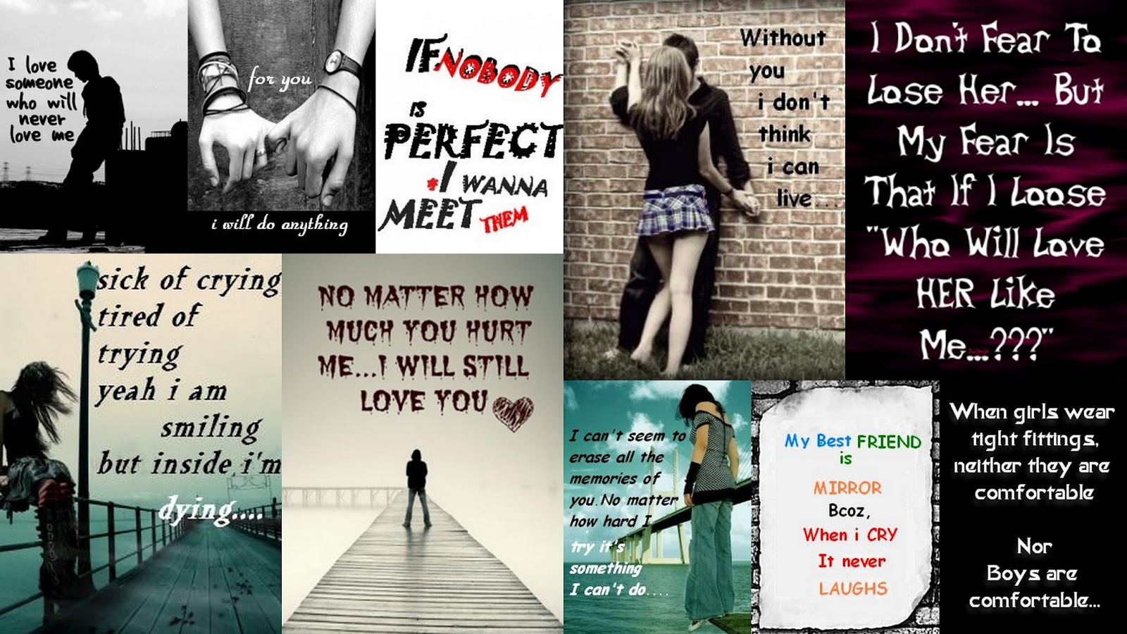 Download 240x320 Signs Sayings Wallpapers Pack Pack Contains 100 HD 1600x900