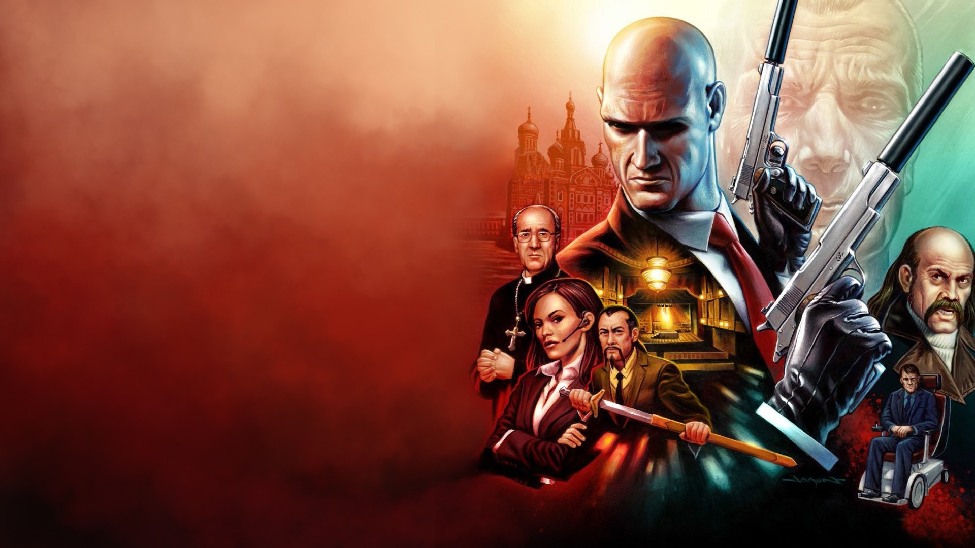 Hitman Wallpaper Full Hd Wallpapersafari