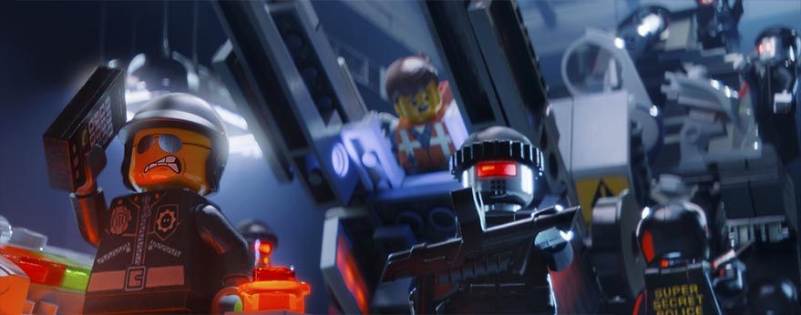 com The LEGO Movie Explore   DOWNLOADS   Wallpapers   Melting Room 879x346