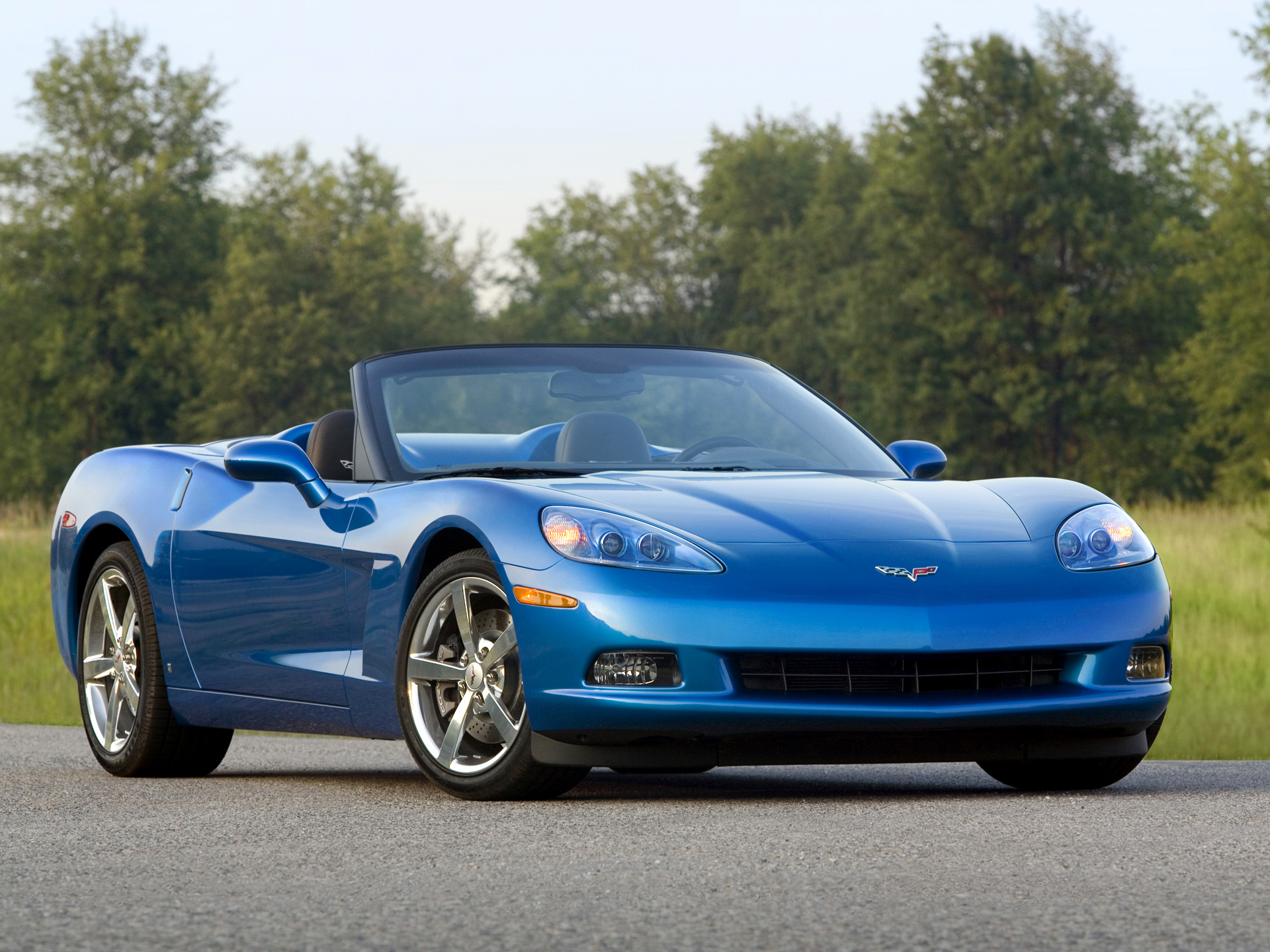 Corvette c6 convertible wallpaper wallpapersafari - Corvette c6 wallpaper ...