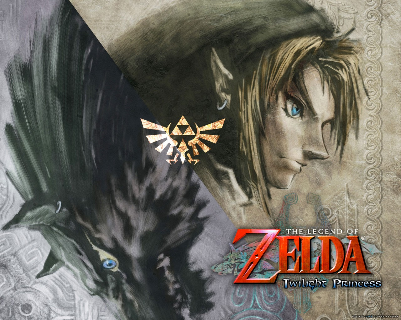 of Zelda Twilight Princess Twilight Princess Wallpapers fanpopcom 1280x1024