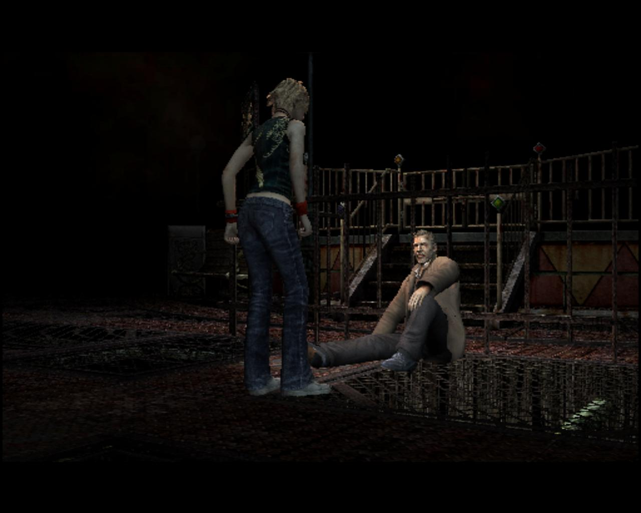 Silent Hill 3 Wallpaper by ParRafahell 1280x1024