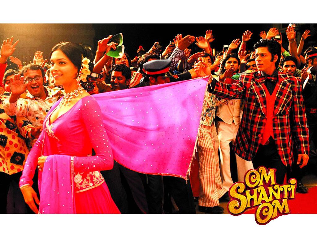 om shanti om wallpaper 2 Bild   Bilder   Pic   Film   Bollywood 1024x768