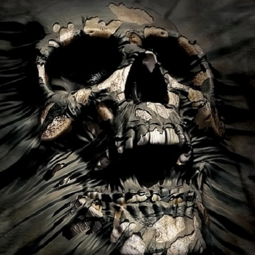 skull of demon live wallpaper android themes v 1 1 7 demon skull liv 512x512