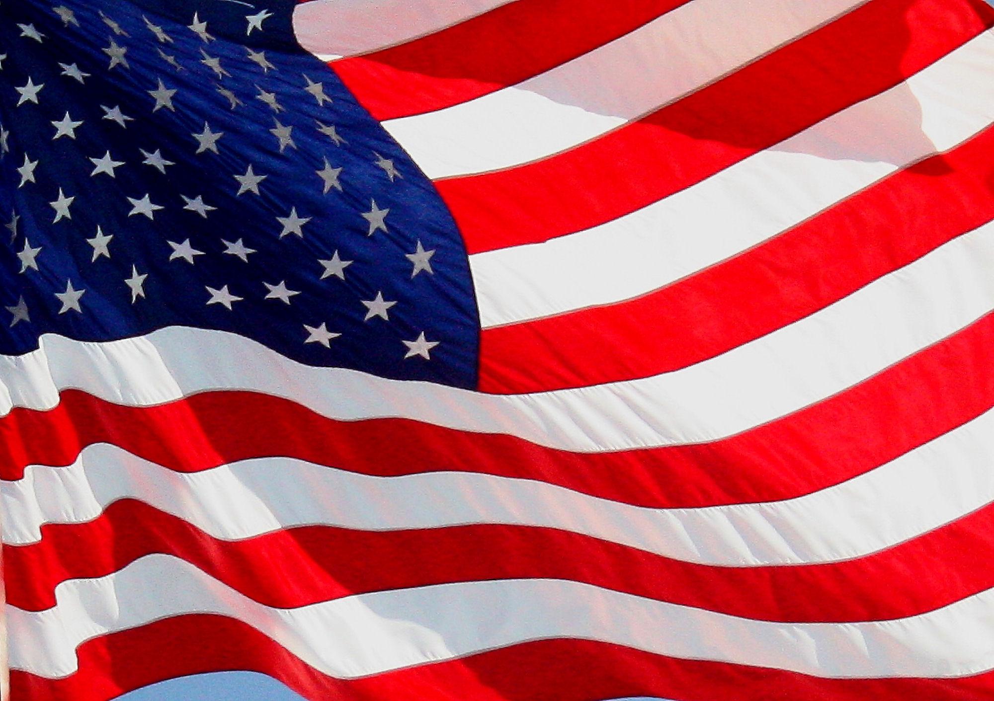 Usa Flag Background   wwwproteckmachinerycom 2000x1411