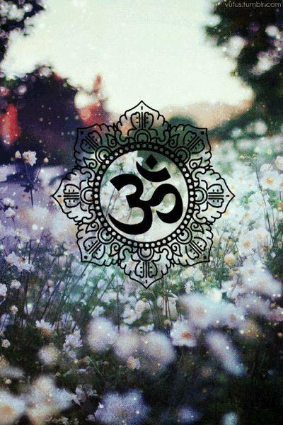 Yoga Iphone Wallpapers Quote Art Namaste Mandala Wallpaper Iphone 400x600