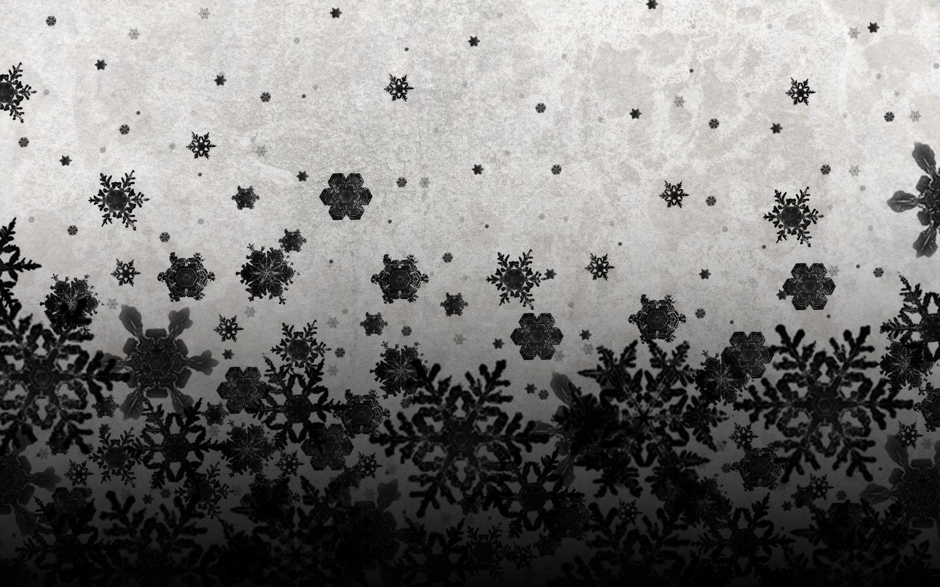 white dark snow cool - photo #33