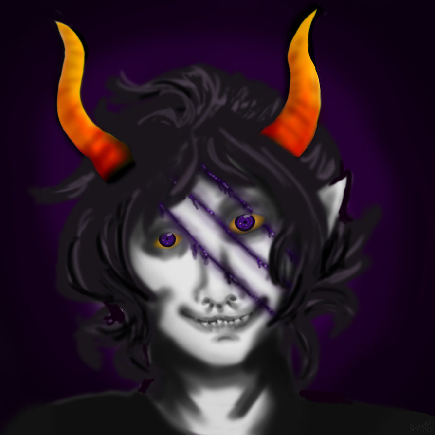 Sober Gamzee by rinweb on DeviantArt