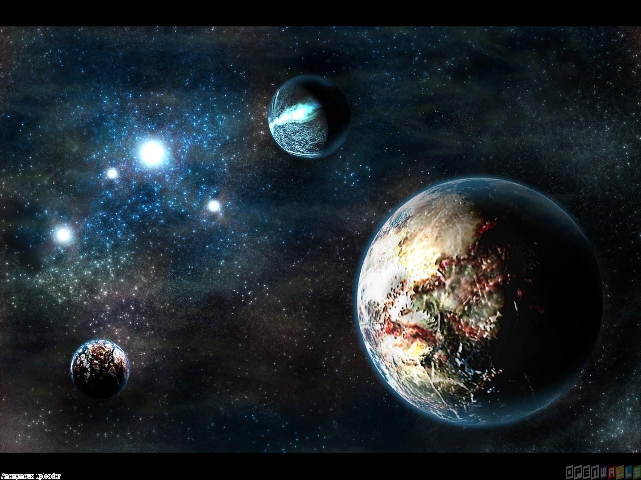 Deep space wallpaper #14896 - Open Walls