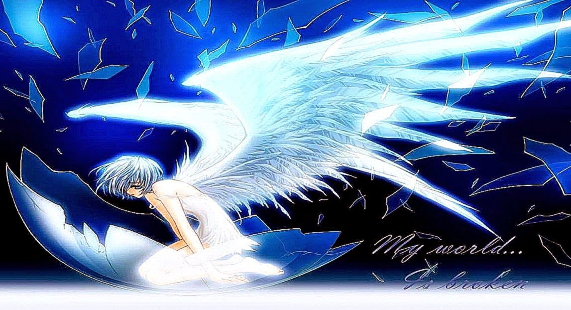 fallen angel hd wallpaper wallpapersafari