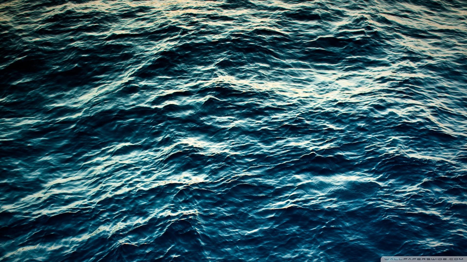 Ocean Surface Wallpaper 1920x1080 Ocean Surface 1920x1080
