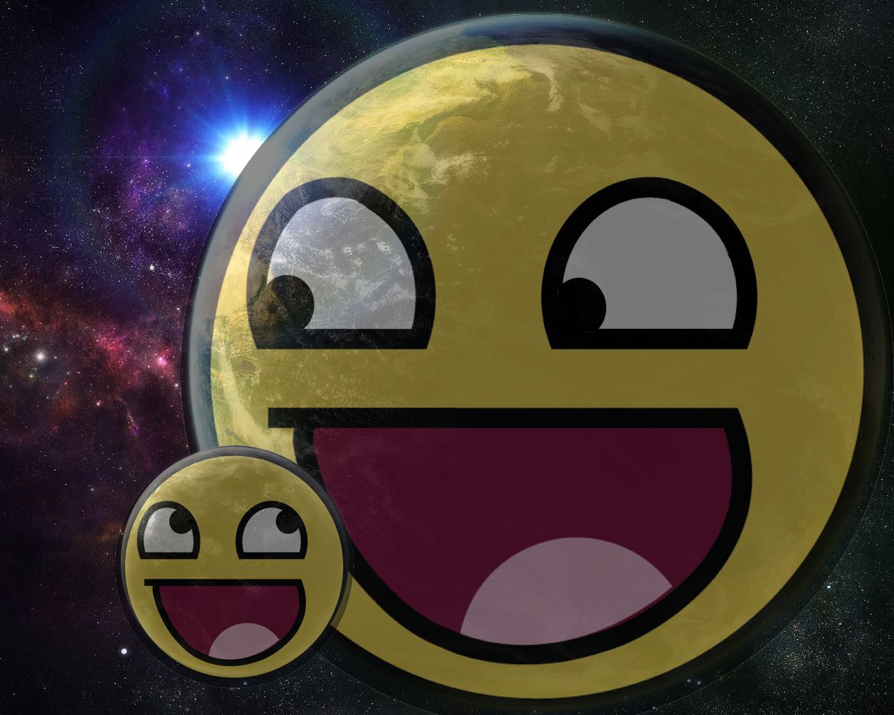 Thread 22 Awesome Smiley Wallpapers D 1280x1024
