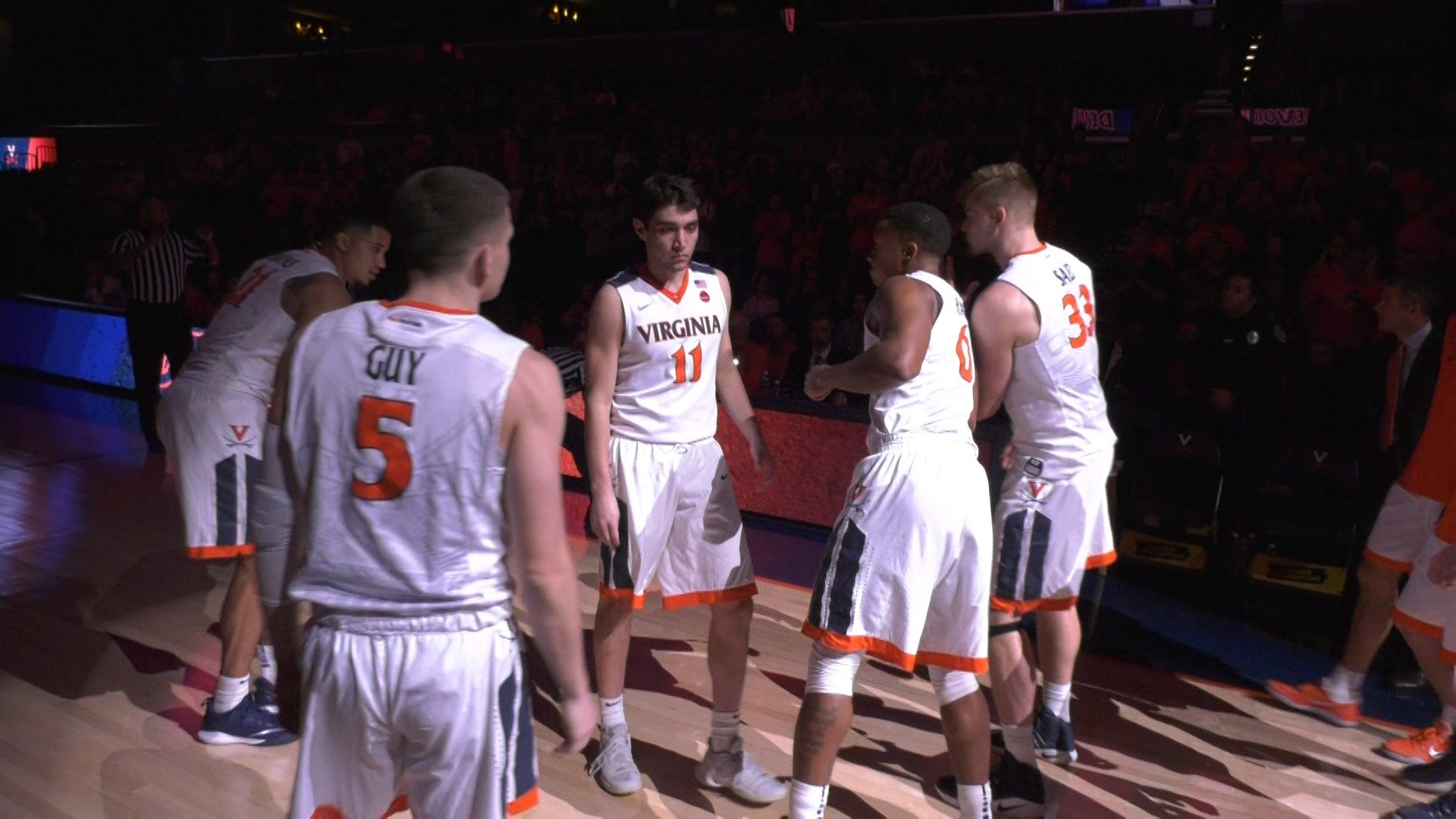 Ty Jerome leads 13 Virginia Past Savannah State 78 47   WVIR 1920x1080