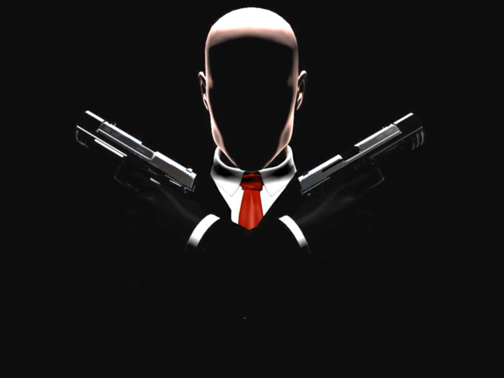 78 Hitman Logo Wallpaper On Wallpapersafari