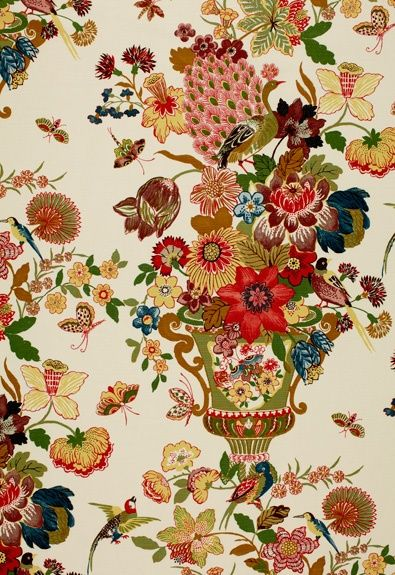 Free Download By Eades Wallpaper Fabric On Schumacher