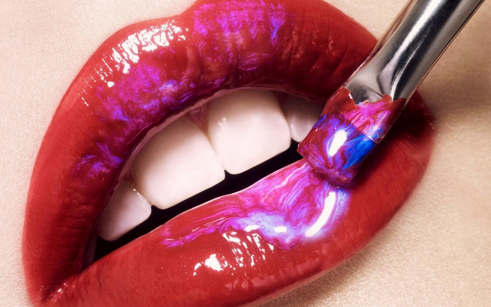 Beauty Lips Wallpaper Best Blog WallpaperLikjen Create 1600x1000