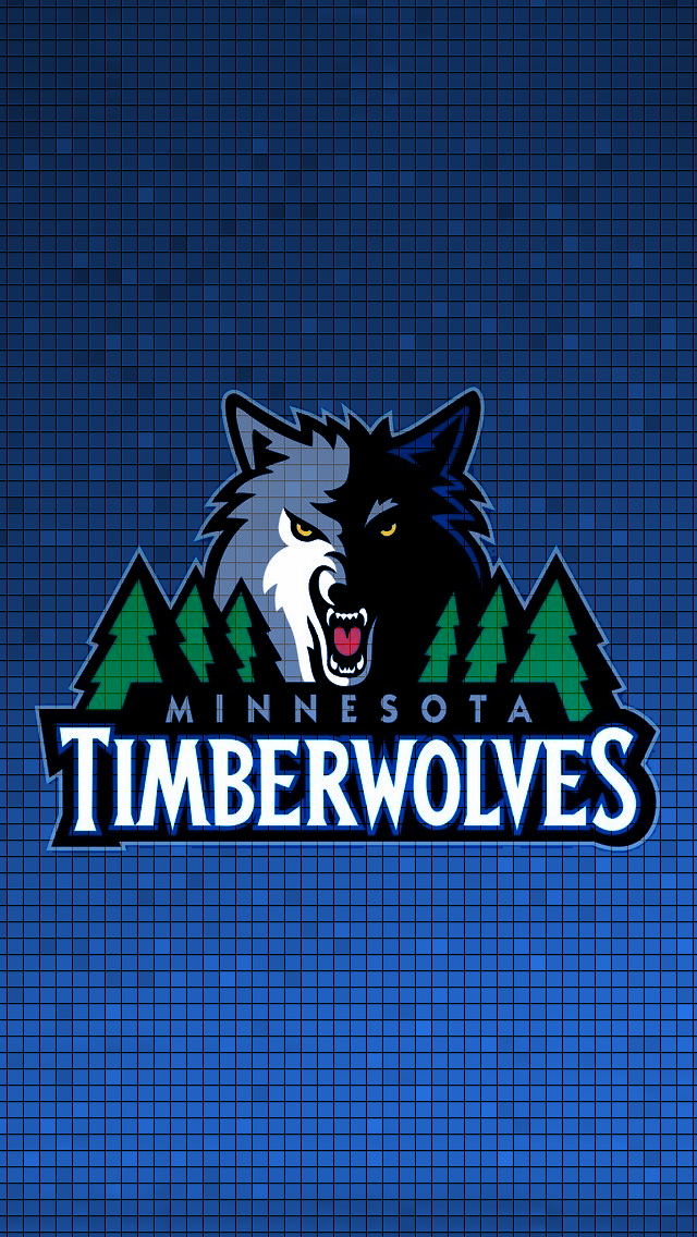 Minnesota Timberwolves iPhone 5 Wallpaper 640x1136 640x1136