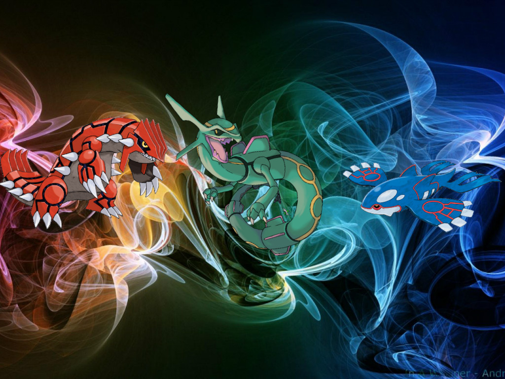 All Legendary Pokemon Wallpaper Wallpapersafari