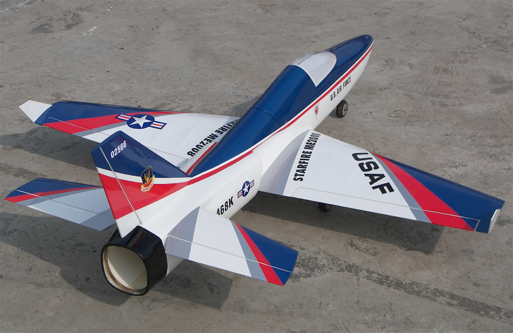 Catalog Starfire 53 Electric Ducted Fan RC Jet Airplane ARF 1000x649