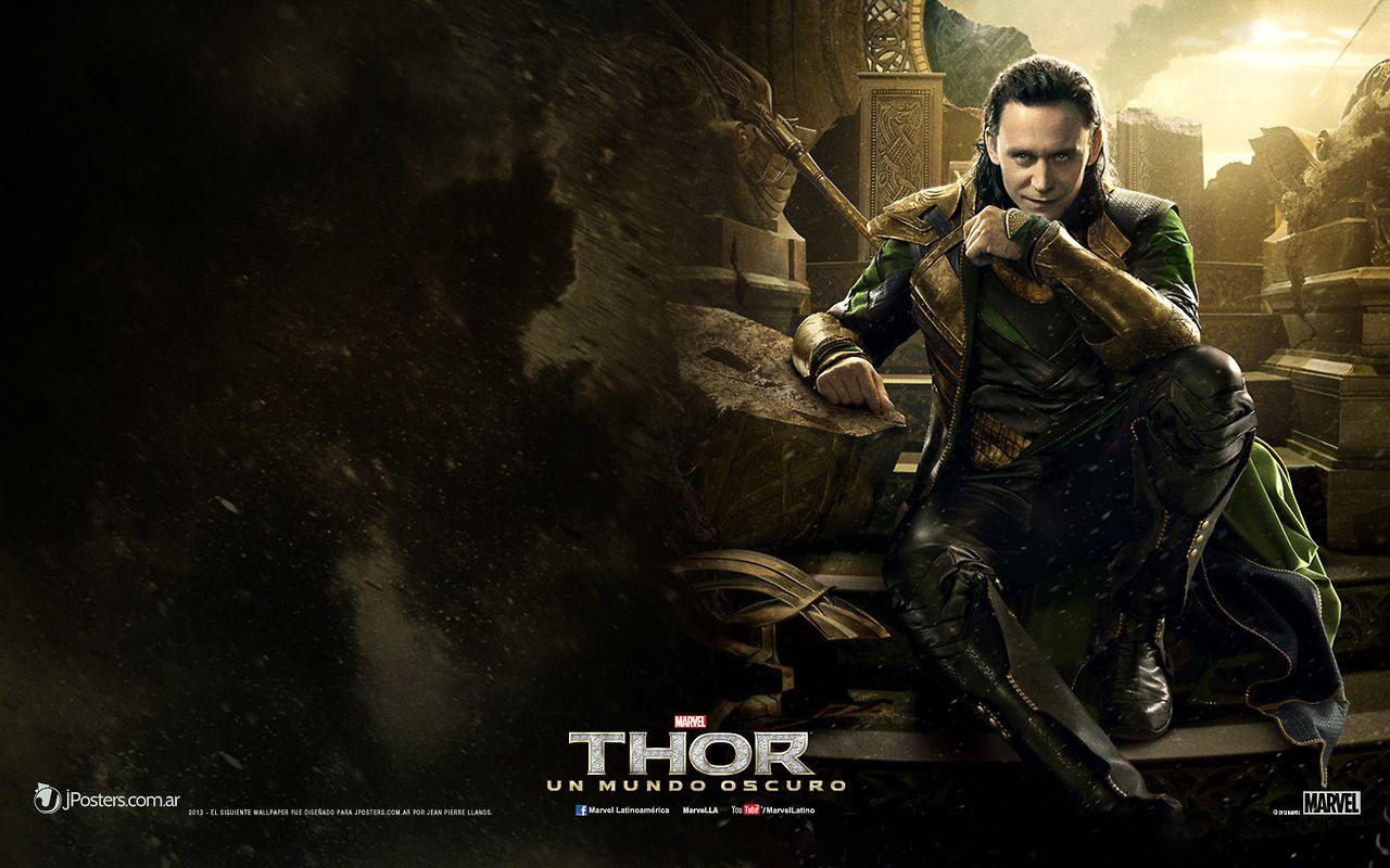 Wallpapers For Loki Wallpaper Thor 2 1280x800