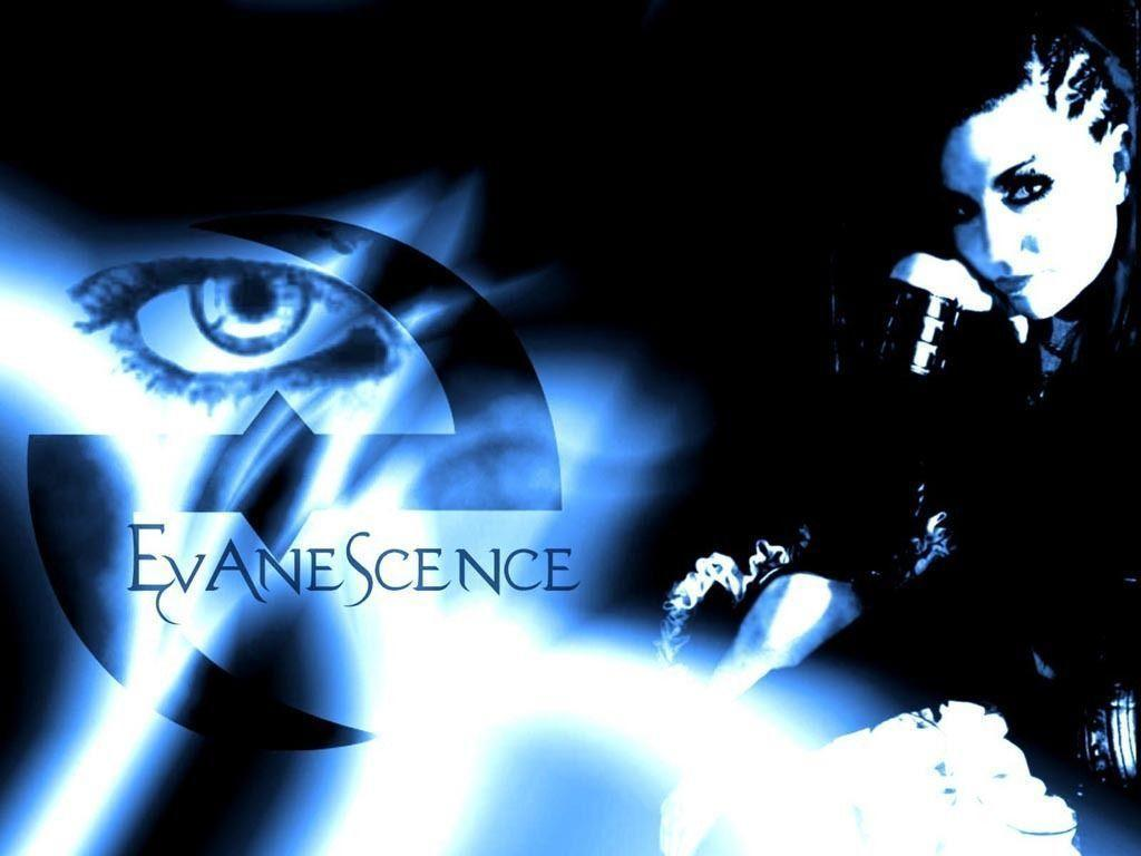 Evanescence Logo Wallpapers 1024x768