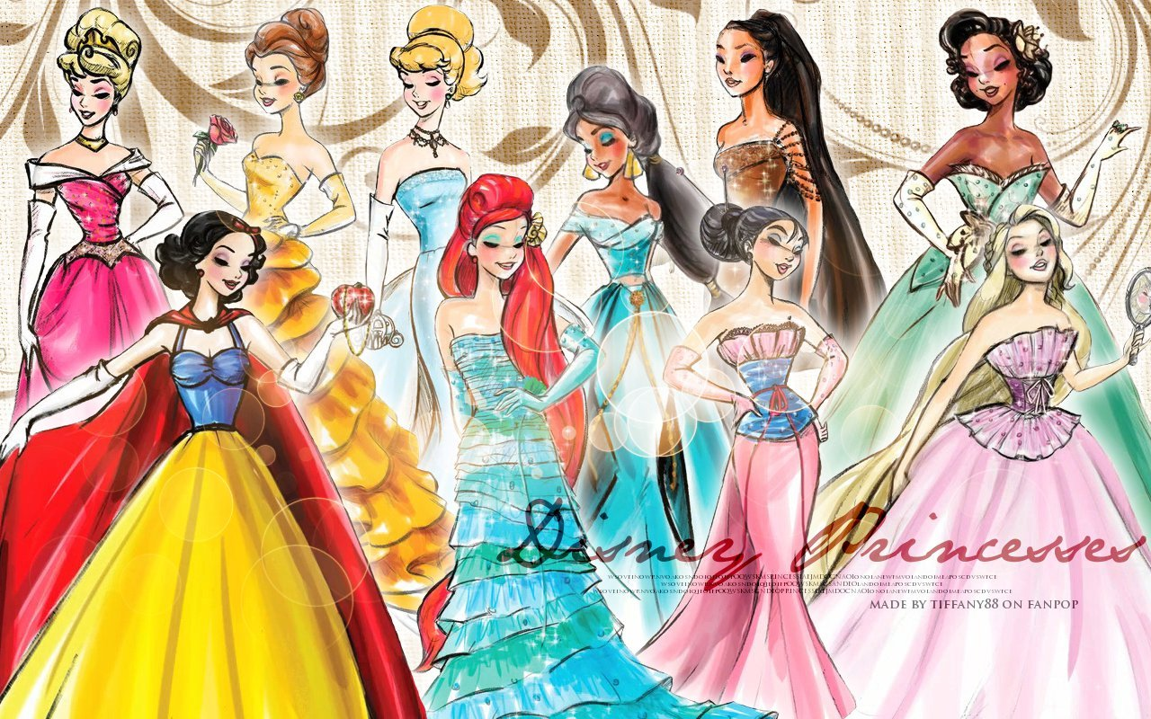 Disney Princess images Princesses HD wallpaper and background 1280x800