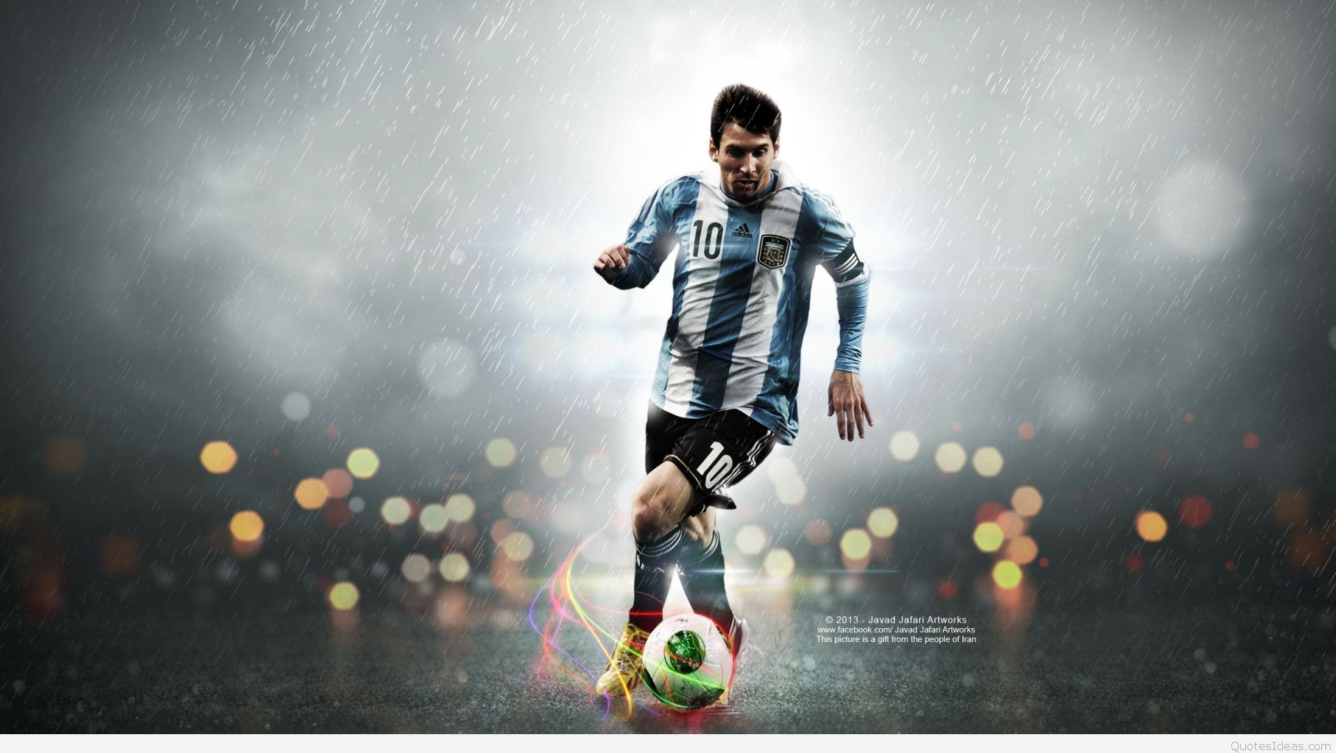 Lionel Messi best wallpaper for 2016 1913x1079