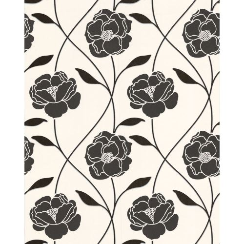 black and white wallpaper rose borders black and white wallpaper 500x500