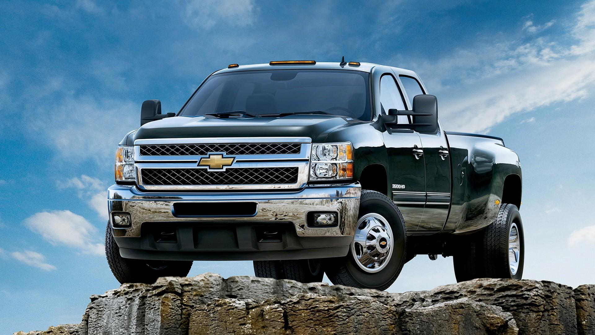 2014 Chevy Silverado Truck HD Wallpaper   HD 1920x1080